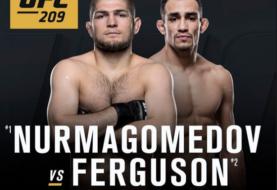 Zapowiedź walki o tymczasowy pas mistrzowski wagi lekkiej UFC