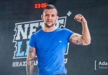 Szybki powrót z sportowej emerytury Adama ,,Rodrigo '' Golonkiewicza !