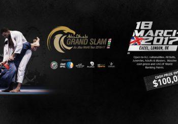 UAEJJF Grand Slam w Londynie na żywo