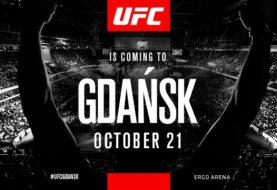 UFC w październiku powróci do Polski!