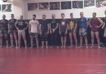 Tu Się Wszystko Zaczyna -klip z  Mighty Bulls Gdynia