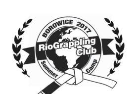 VI międzynarodowy letni obóz Rio Grappling Club