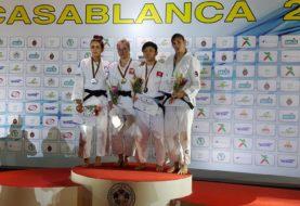 Anna Borowska wygrywa zawody Pucharu Świata w Casablance.