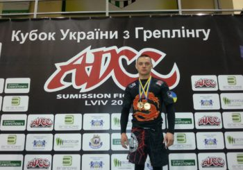 Grzesiek Bigdoń po ADCC Ukraine Open