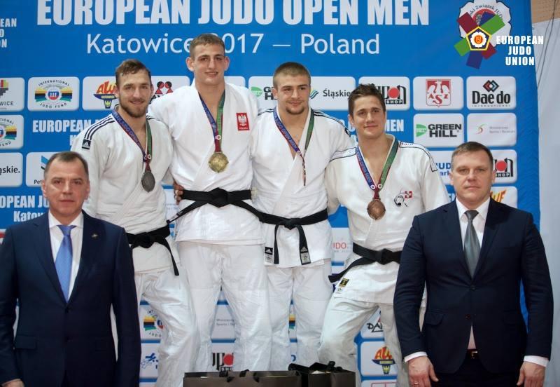 Sarnacki i Kuczera zdobywają złote medale na European Open!