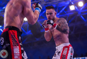 Marcin Mazurek przed walką ma Spartan Fight 7