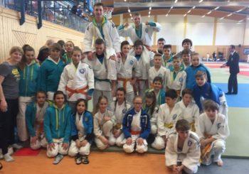 Sukces młodych sportowców z Akademii Judo Poznań