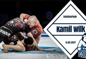 Zapraszamy na seminarium z Kamilem ,,Wilku'' Wilkiem w tomaszowskiej filii Academi Gorilla!