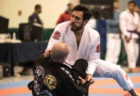 Dziennikarz UFC- Kenny Florian szybko poszedł spać na World Pro w Abu Dhabi[video]