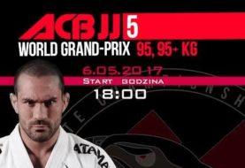 Pełna lista zawodników na ACB Jiu Jitsu 5 + info o biletach!
