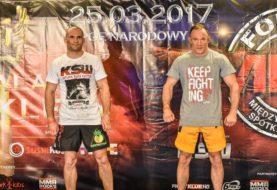 Przed KSW 38 - zapowiedź walki Antoni Chmielewski vs Łukasz Bieńkowski