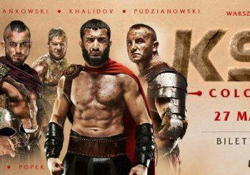 KSW 39: Mariusz Pudzianowski vs Tyberiusz Kowalczyk - zapowiedź (wideo)