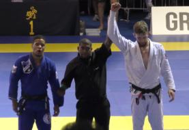 [IBJJF Rome Open] Isaque Bahiense vs. Adam Wardziński