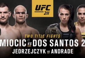 Już za 11 dni Joanna Jędrzejczyk będzie bronić pasa po raz piąty! Zapraszamy na rozszerzoną zapowiedź UFC 211[Video]