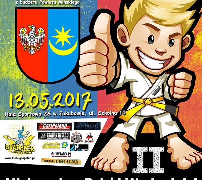 II Mistrzostwa Polski Wschodniej BJJ dla dzieci i młodzieży już w tą sobotę !