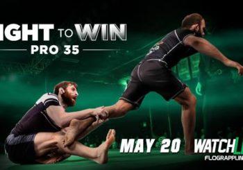 Frazatto vs Rader, Cummings vs Macedo dziś na Fight To Win Pro 35