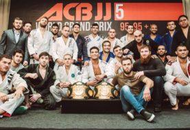 ACB Jiu Jitsu 5 już dzisiaj w Warszawie!