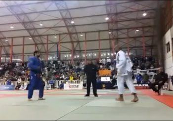 Leandro Lo vs Erberth Santos na IBJJF Curtibia Fall Open [Video]