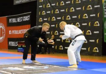 [XV PP BJJ] Jędrzej Loska vs Aleksander Marczewski -70 kg ELITA [Video]
