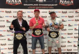 Dobry występ polaków na NAGA Germany Grappling Championship