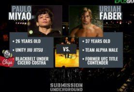 Submission Underground 4: Paulo Miyao vs Urijah Faber [Video]