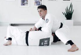 Rafa Mendes pokazuje kimure z pozycji bocznej [Video]