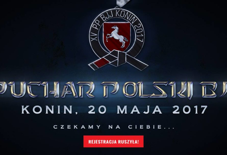 Harmonogram XV Pucharu Polski BJJ w Koninie