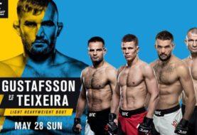 Odliczanie do UFC FN w Sztokholmie, z udziałem Polaków!