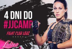 Video zapowiedź obozu Ladies Fight Night z udziałem Joanny Jędrzejczyk!