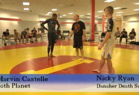 Nicky Ryan vs Marvin Castelle na Global Grappling [Video]