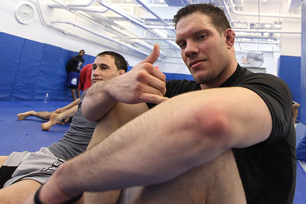 Technika pod MMA od Ricardo Almeidy