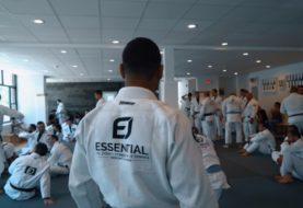 JT Torres przed wielkim otwarciem Essential BJJ [Video]