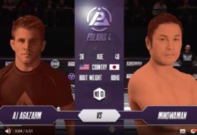 AJ Agazarm vs Minowa
