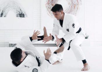 Rafa Mendes przechodzi otwartą gardę [Video]