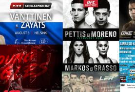 Weekendowy rozkład jazdy w MMA: co, gdzie i kiedy oglądać?