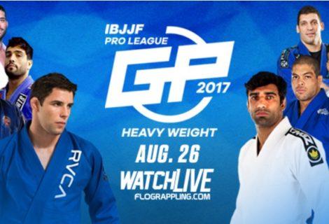 IBJJF Grand Prix w wadze ciężkiej już za 10 dni