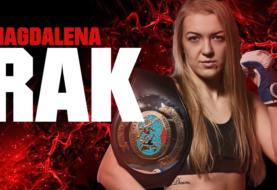 Siła jest kobietą, Magdalena Rak zawalczy w Fight Exclusive Night!