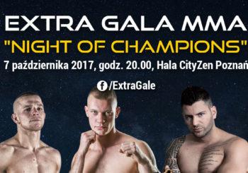 Adam Niedźwiedź wraca do klatki MMA! Kolejna walka już 7 października!