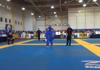 Team Lloyd Irvin na IBJJF Washington Open [Video]