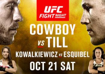 5 powodów, dla których warto zobaczyć UFC w Gdańsku!