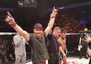 Co dalej dla bohaterów UFC w Gdańsku? Z kim zawalczy Janek, Karolina i Oskar?