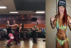 Video dnia: Cris Cyborg i Gabi Garcia tańczą zumbę!