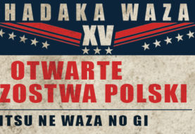 I Otwarte Mistrzostwa Polski Ju-Jitsu Ne-Waza No Gi