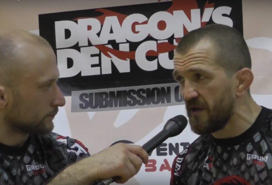 Łukasz Bilski o turnieju Dragon's Den Cup II [Video]