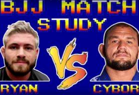 Analiza walki Gordona i Cyborga na ADCC [Video]