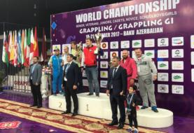 Wyniki Polaków na MŚ w grapplingu GI! Mamy trzecie miejsce drużynowo