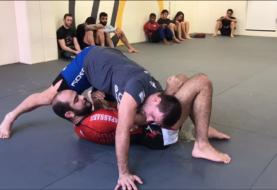 Demian Maia i jego atak z pozycji bocznej [Video]