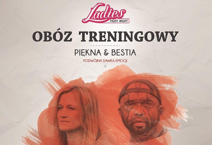 Iwona Guzowska i Różal poprowadzą obóz dla zawodniczek Ladies Fight Night!