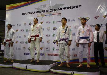 Wyniki drugiego dnia Mistrzostw Świata Ju-Jitsu w Bogocie