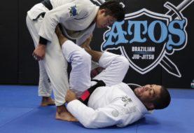 Sweep z otwartej gardy od Andre Galvao [Video]